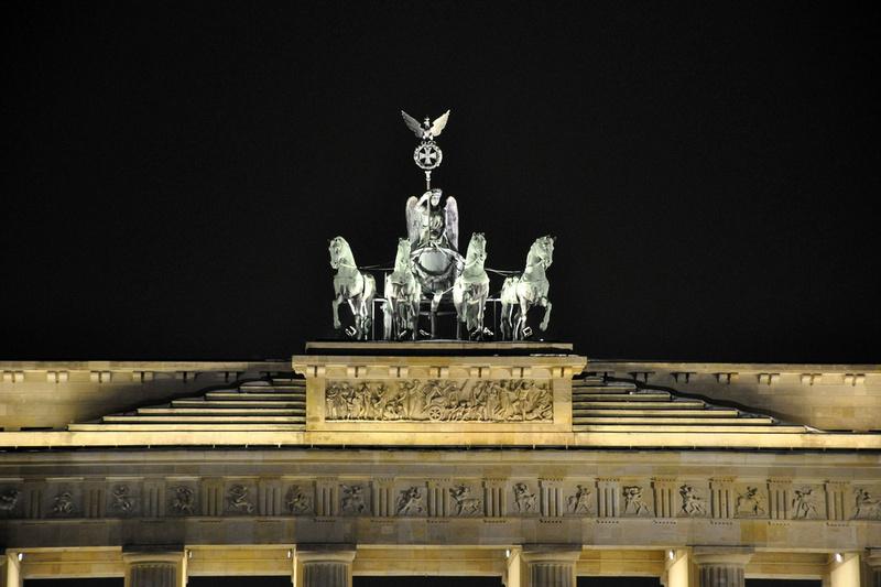 Brandenburg Gate 1