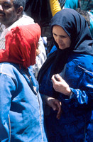 2 Morroco women talking 1