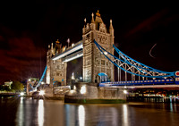 Tower Bridge Area