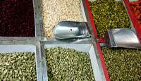 Spices seeds and herbs from Arabian Peninsula