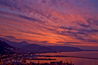 Salerno Sunrise & Sunset & Night