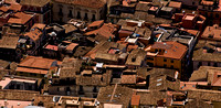 Roof tops of the Ancient City of Salerno Italy
