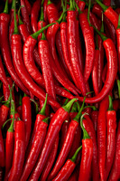 long red peppers