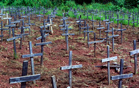 Nyanza Genocide childrens Cemetery 8